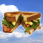Tailwind Club Sandwich